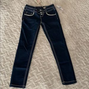 Girl's Vanilla Star jeans